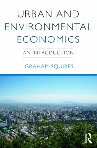 Urban and Environmental Economics Cover