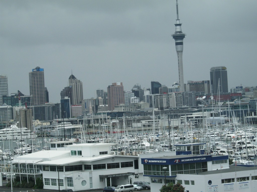 Auckland - 17