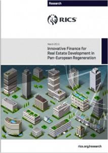 RICS-Regeneration Finance