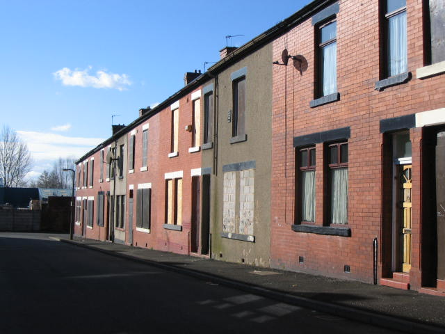 Boarded Terraces