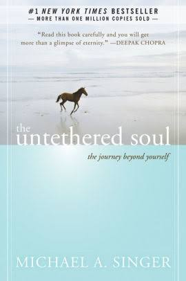 Influential books #2 The Untethered Soul by Michael Singer