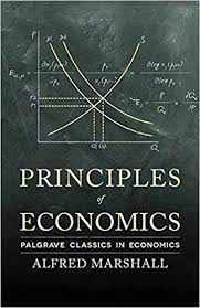 Influential books #62 Principles of Economics by Alfred Marshall