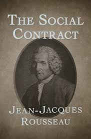 Influential books #68 The social contract by Jean-Jacques Rousseau