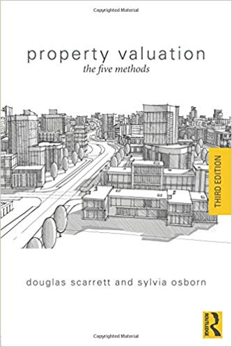Influential books #71 Property Valuation: The five methods by Douglas Scarrett and Sylvia Osborn