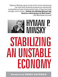 Influential books #60 Stabilizing an unstable economy by Hyman Minsky