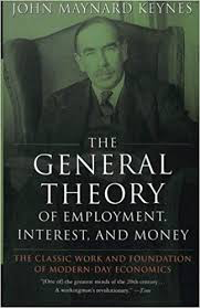 Influential books #73 The General Theory of Employment, Interest and Money by John Maynard Keynes