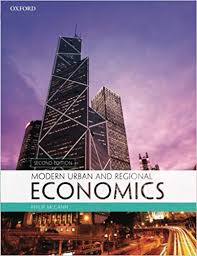 Influential books #91 Modern Urban and Regional Economics by Philip McCann