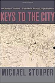 Influential books #83 Keys to the city by Michael Storper