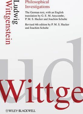 Influential books #88 Philosophical Investigations by Ludwig Wittgenstein