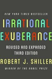 Influential books #89 Irrational exuberance by Robert Shiller