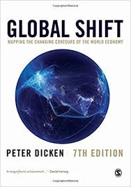 Influential books #92 Global Shift by Peter Dicken