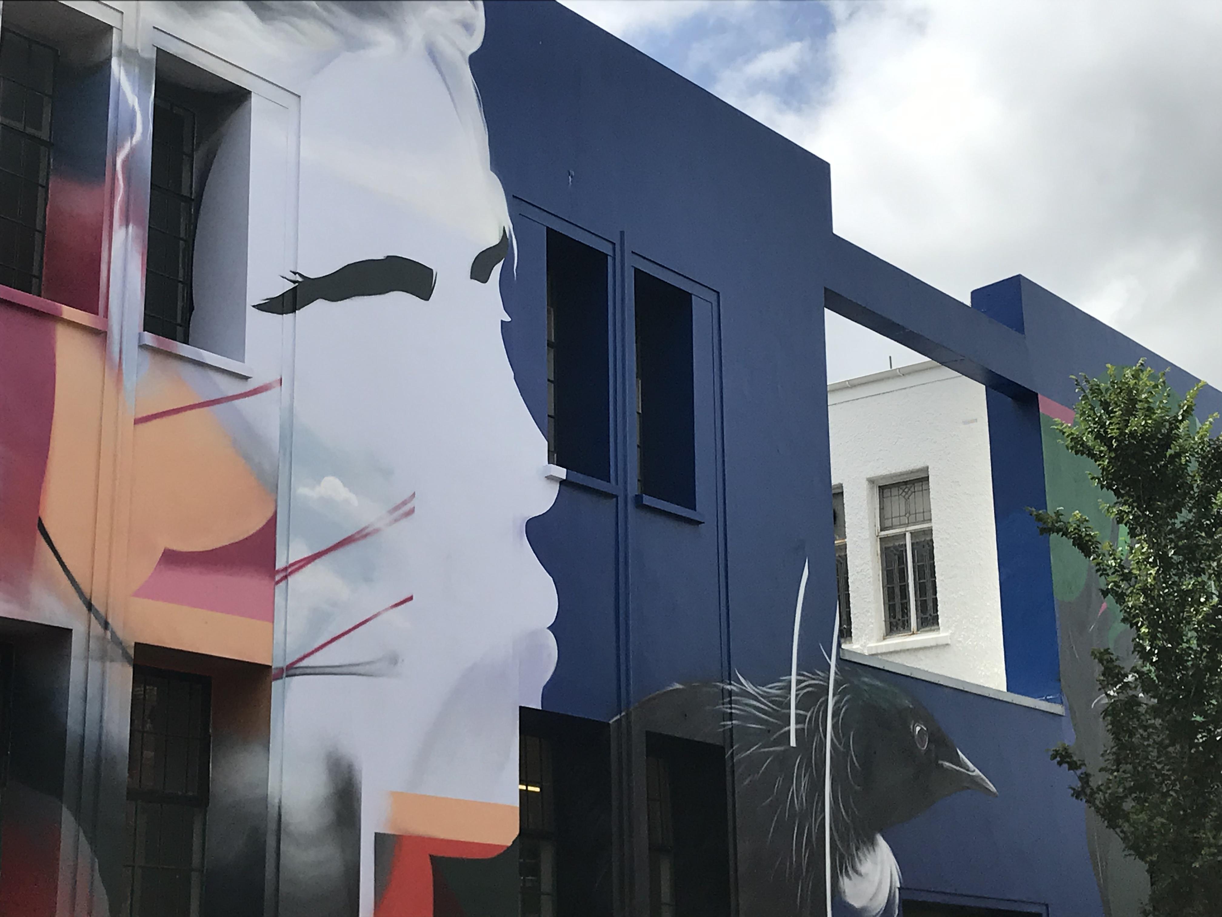 Street Art - Palmerston North